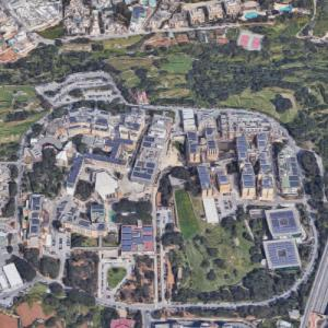 University of Malta (Google Maps)