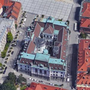 University of Ljubljana (Google Maps)