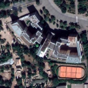 National University of Kharkiv (Google Maps)