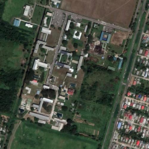 University of Guyana in Georgetown, Guyana (Google Maps)