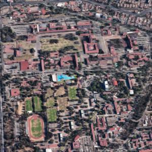 National Autonomous University of Mexico (Google Maps)