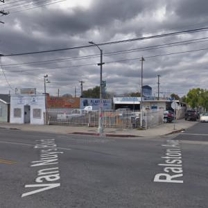 "Julio's Auto Body (""Dexter"") (StreetView)"