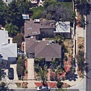 Robert Chain's House (Boston Globe Terrorist Threats) (Google Maps)