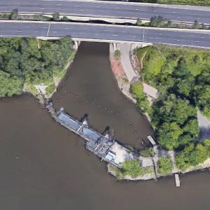 "The Fishway (""The Handmaid's Tale"") (Google Maps)"