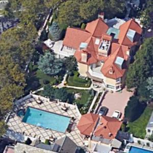 Carmelo Giuffre's House (Google Maps)