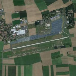 Giebelstadt Airport (Google Maps)