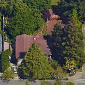 "Mark Felt ""Deep Throat""'s House (Deceased) (Google Maps)"
