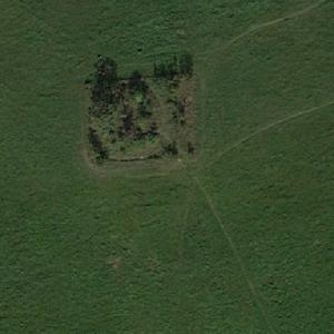 Låenhøj (Burial Mound) (Google Maps)