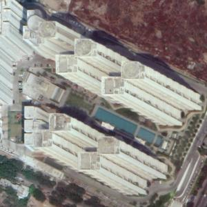Lodha Bellezza Towers (Google Maps)
