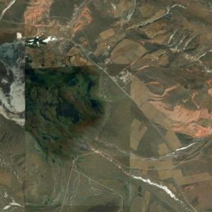 2010 Yushu earthquake epicenter (Google Maps)