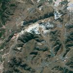 1975 Haicheng earthquake epicenter