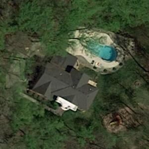 David Bossie's House (Google Maps)