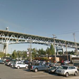 I-5 - Lake Washington Ship Canal Bridge (StreetView)