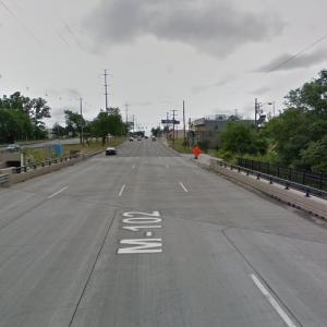Plum Creek Bridge (StreetView)