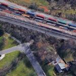 Liggates Road Norfolk Southern Railway Bridge