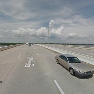 Biloxi Bay Bridge (StreetView)