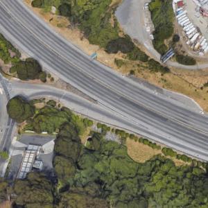 San Pablo Creek Bridge (Google Maps)