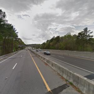 I-26 Overpass (StreetView)
