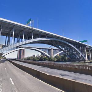 Alexander Hamilton Bridge (StreetView)
