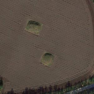 Baldershøjene (Burial Mounds) (Google Maps)
