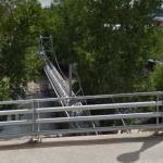 Saranac River Pedestrian Bridge