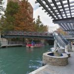 Riverwalk-Main Plaza Pedestrian Bridge