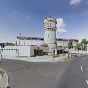 Thoben´s Backwaren water tower (StreetView)