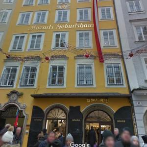 Mozart's Birthplace (StreetView)