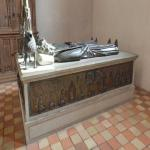 King Christopher II's tomb at Sorø Abbey Church