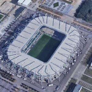Borussia Park Stadium (Google Maps)