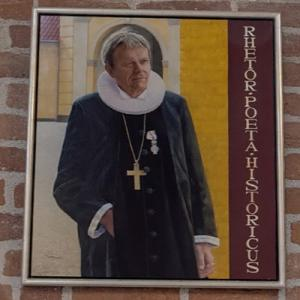 Bishop Jan Lindhardt of Roskilde at Roskilde Cathedral (StreetView)