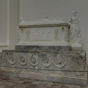 Tomb of Queen Louise at Roskilde Cathedral (StreetView)