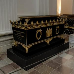 Tomb of Queen Marie of Denmark and Norway at Roskilde Cathedral (StreetView)