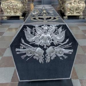 Tomb of King Christian IV of Denmark and Norway at Roskilde Cathedral (StreetView)