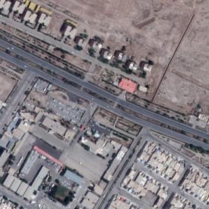2018 Ahvaz military parade attack (Google Maps)