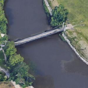 Washington Park Footbridge (Google Maps)