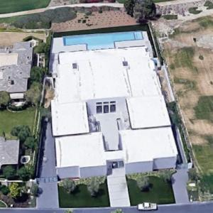 Kris Jenner's House (Google Maps)