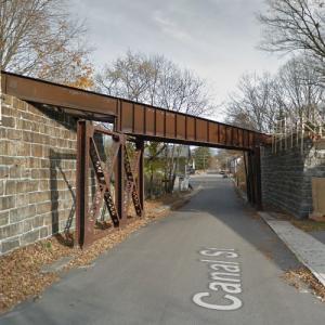 SNETT - Canal Street Overpass (StreetView)