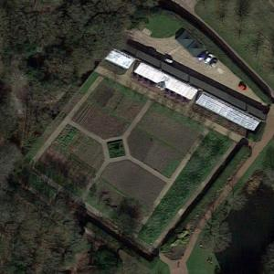 Grappenhall Heys Walled Garden (Google Maps)