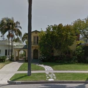 "Alex Tilden's house (""Dexter"") (StreetView)"