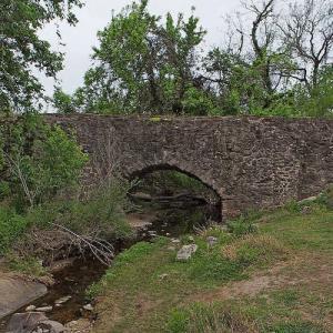 Mission Espada Aqueduct (StreetView)