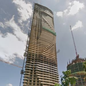 The Imperium under construction (StreetView)