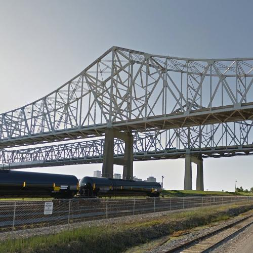 Greater New Orleans Bridge In New Orleans La Google Maps