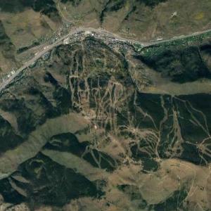 Vail Ski Resort (Google Maps)
