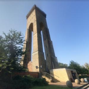 Finow water tower (StreetView)