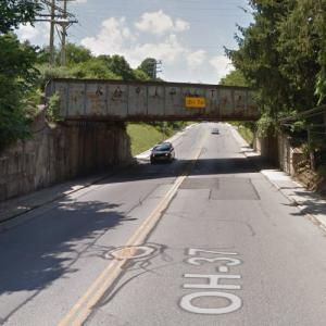 CSX - Central Avenue Overpass (StreetView)