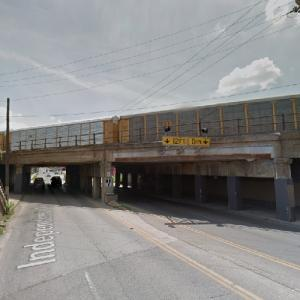 Independence Avenue (US 24) Overpass (StreetView)
