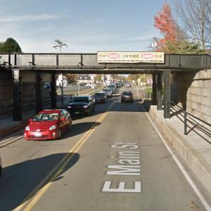 MBTA - Route 30 Overpass (StreetView)