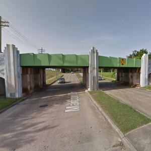 NS - Marconi Drive Overpass (StreetView)