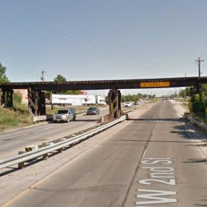 UP - IA415 Overpass (StreetView)